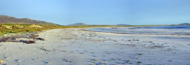 Beach south of Orasaigh