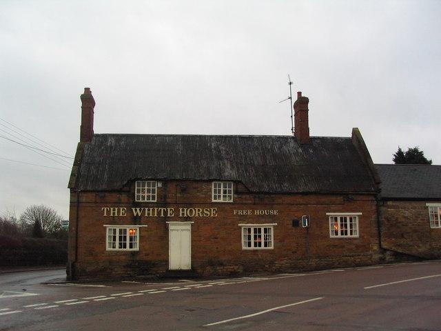 The White Horse, Stoke Albany