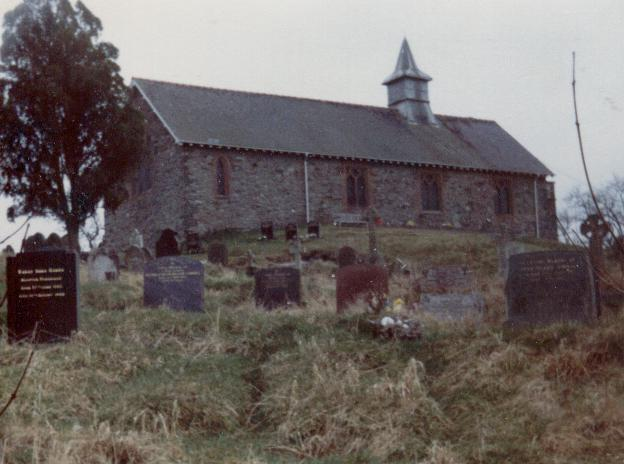 Holy Trinity Church, Llandrindod (1982)