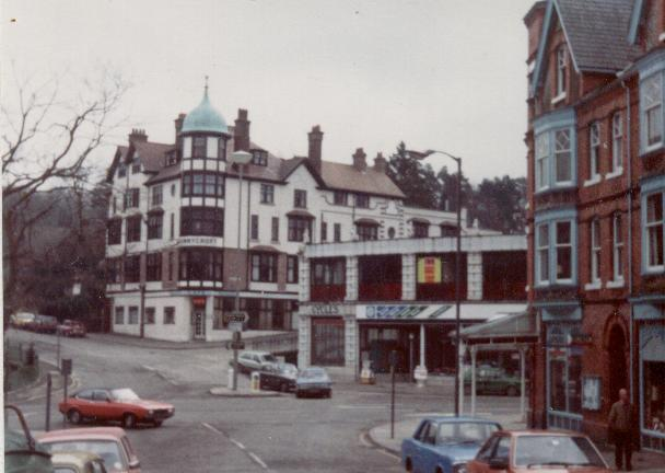 The Automobile Palace and Five Ways (1982)