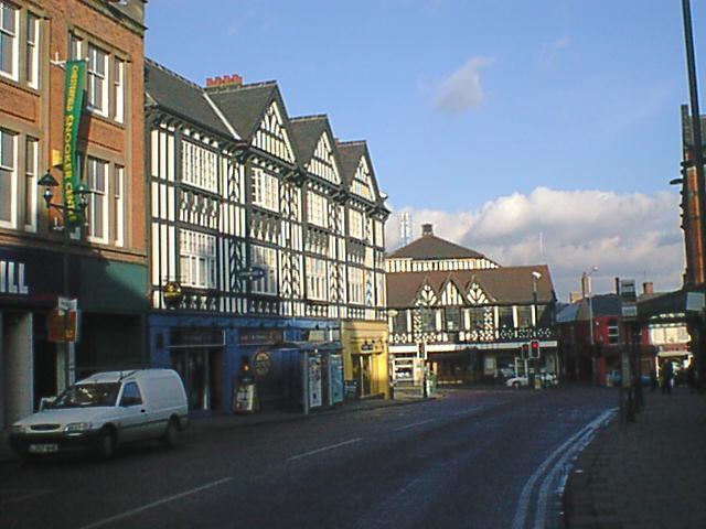 Stephensons Place