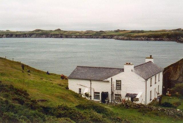 The Farmhouse, Ramsey Island