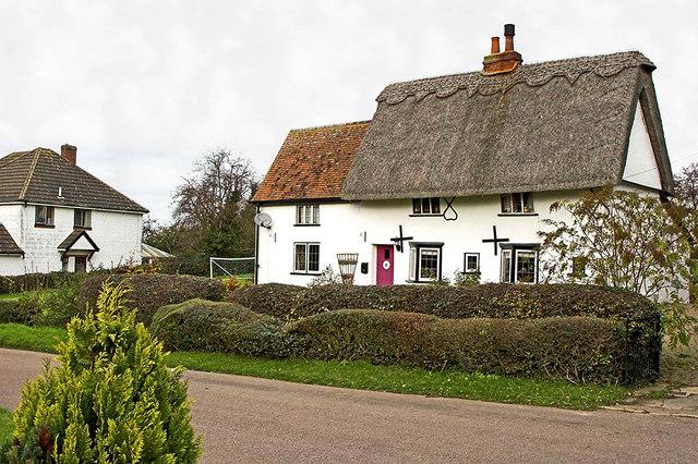 Cottage in Sandon
