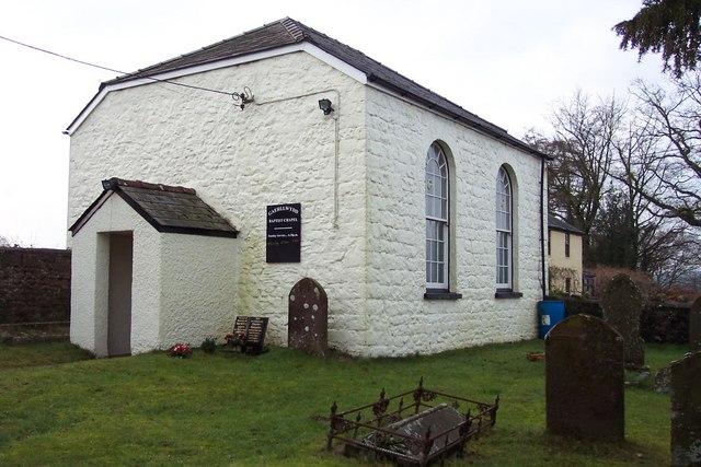 Gaerllwyd Baptist Chapel