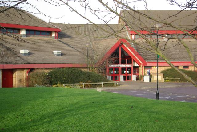 Harborough Leisure Centre
