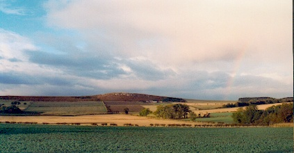 Goatscraig Hill