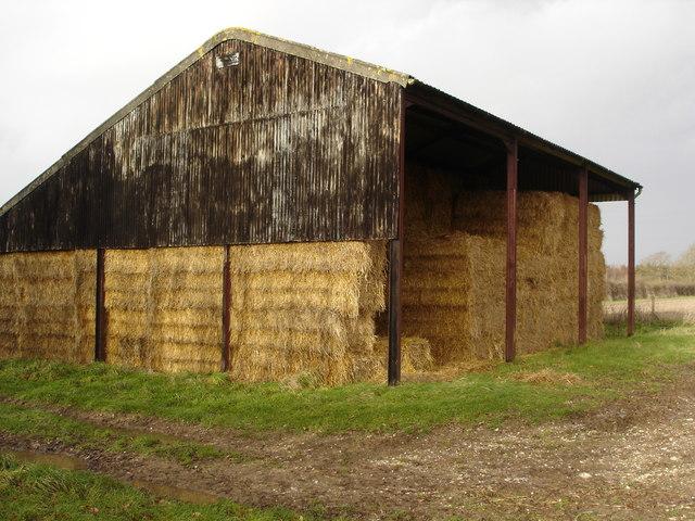Dutch Barn near Harbin's Park