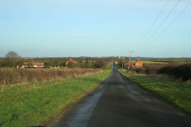 Sewstern Lane near Foston