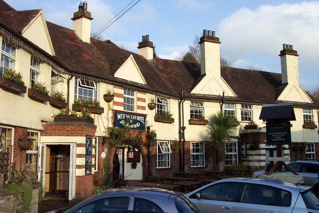 The Wye Valley Hotel, Tintern