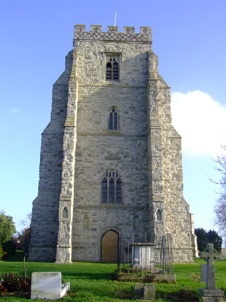 Canewdon, St. Nicholas' tower