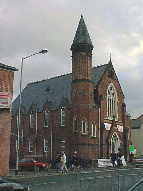 Chesterfield YMCA - Holywell Cross
