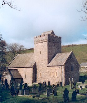 Cheriton Church, Nr Llanmadoc