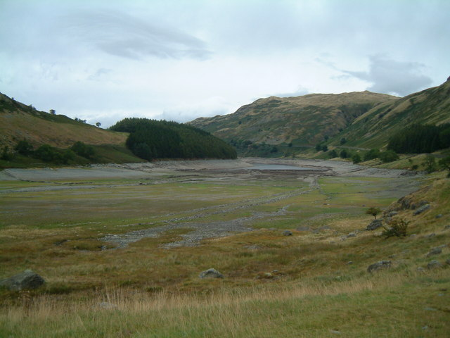 Head of Haweswater Reservoir