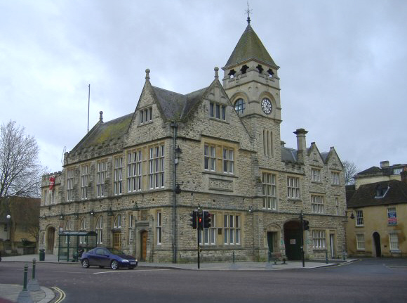 Calne town hall
