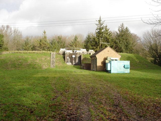 Reservoir at Hill Farm