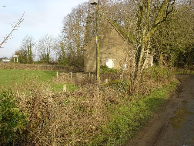 Telephone exchange in Leighterton