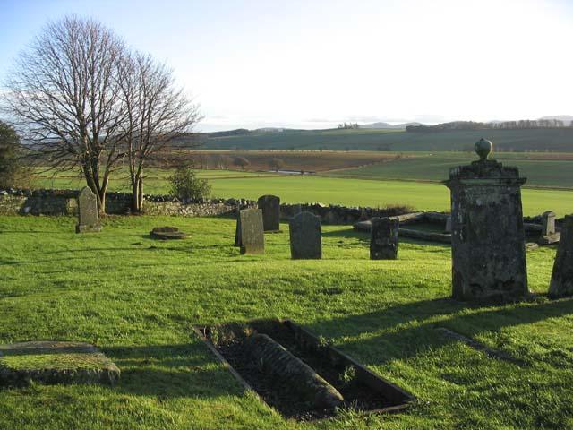 Lempitlaw graveyard