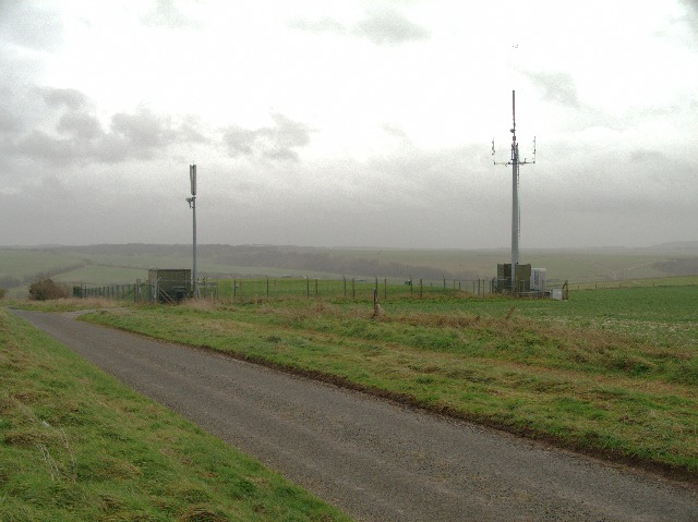 Providing cell coverage for the Vale of Pewsey