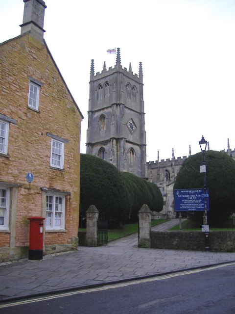 St Mary the Virgin, Calne