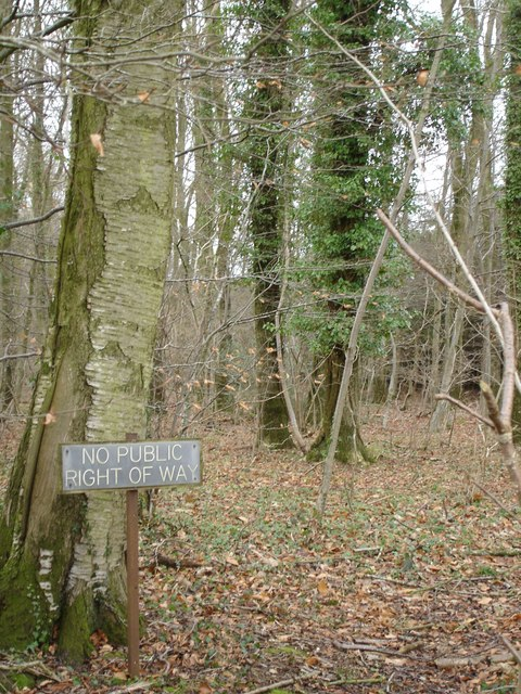 Great Peaky Coppice - Private