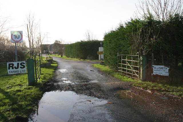 Thackson's Well Farm
