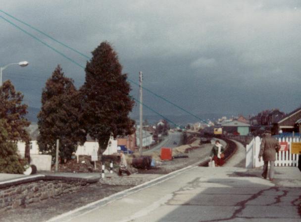 Llandrindod station (1982)
