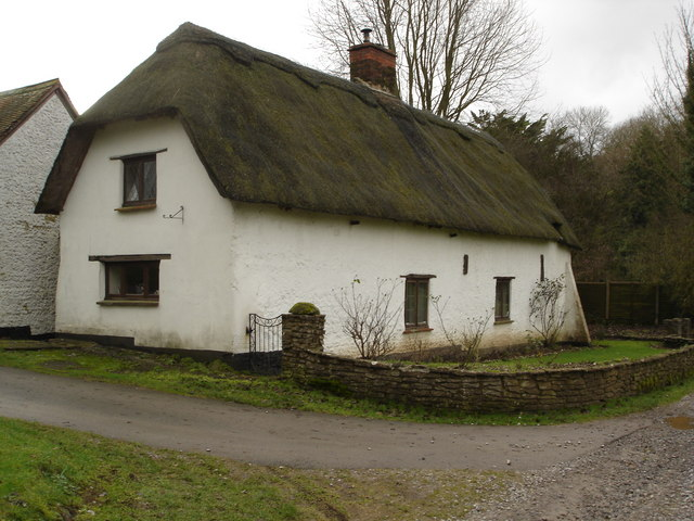 Thatched Cottage in Stubhampton