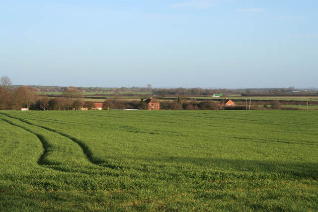Farmland near Thackson's Well Farm