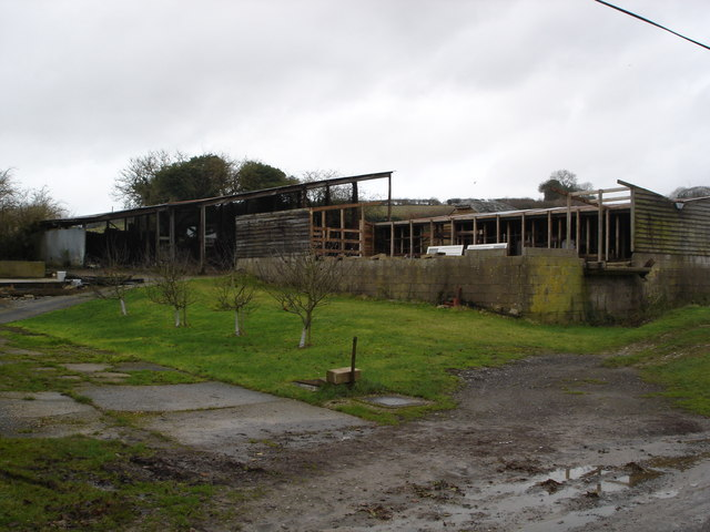 Dairy Farm, Stubhampton