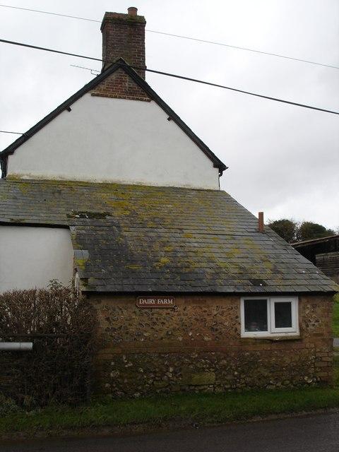 Dairy Farm house, Stubhampton