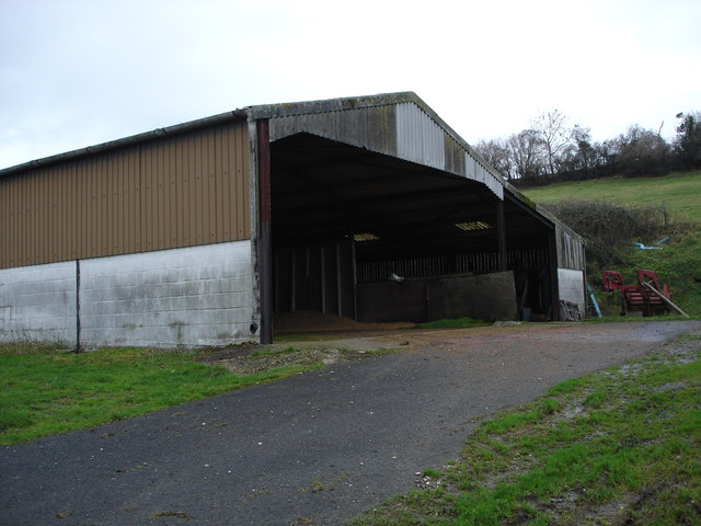 Barn opposite Dairy Farm, Stubhampton