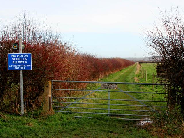 Viking Way long distance footpath