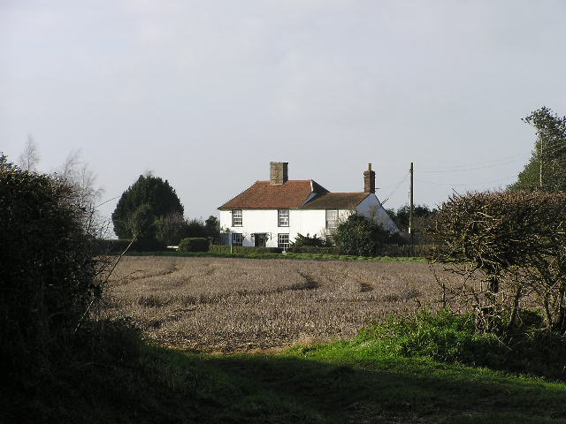 House at Withermarsh Green