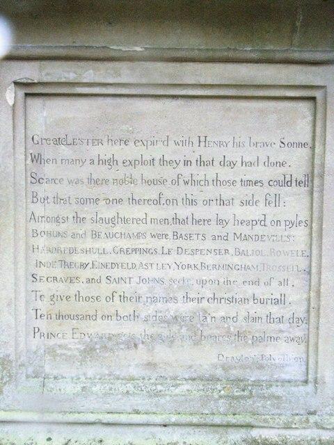 Obelisk, plaque 2