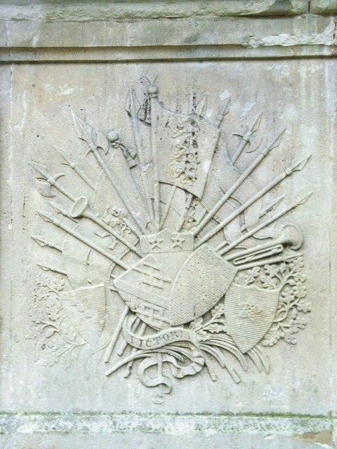 Obelisk, plaque 3