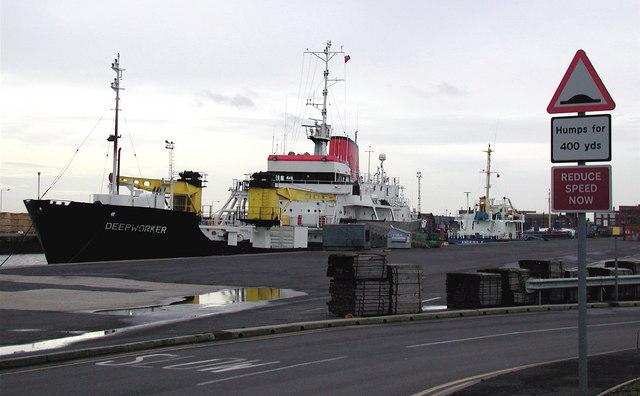 William Wright Dock, Hull