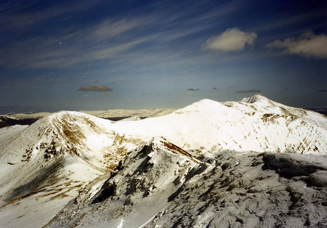 Grey Corries