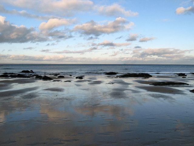 Beach at North Berwick