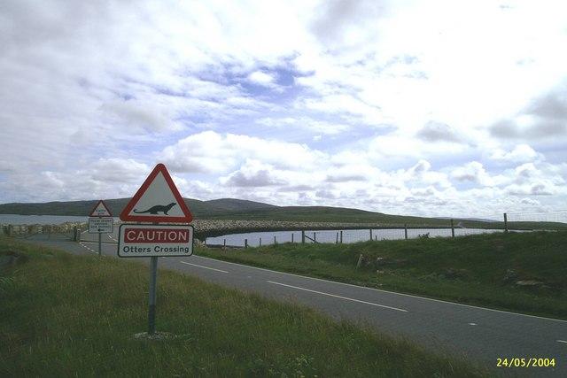 Berneray Causeway