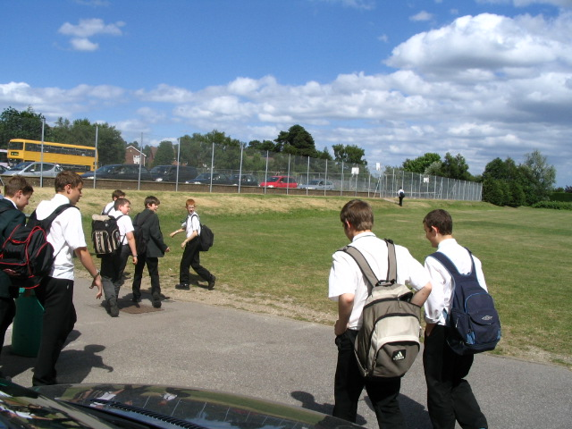 Poole Grammar School