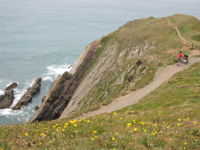 Footpath at Baggy Point