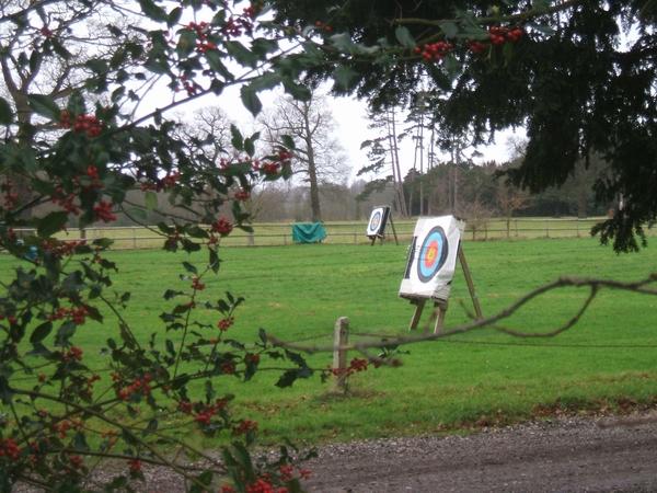 Seasonal Target Practice