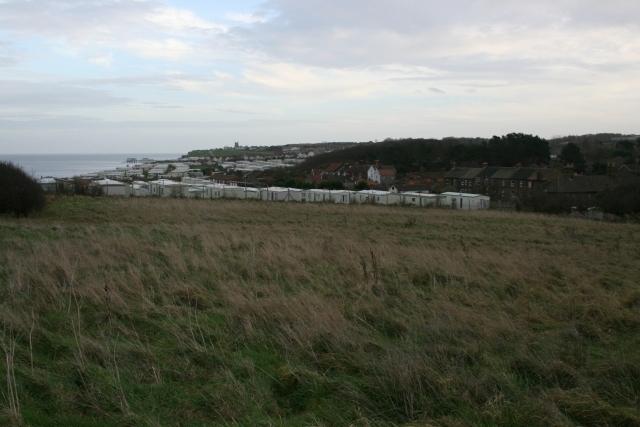 Towards Cromer, from East Runton