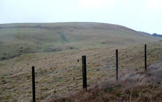 Coalcraigy Hill