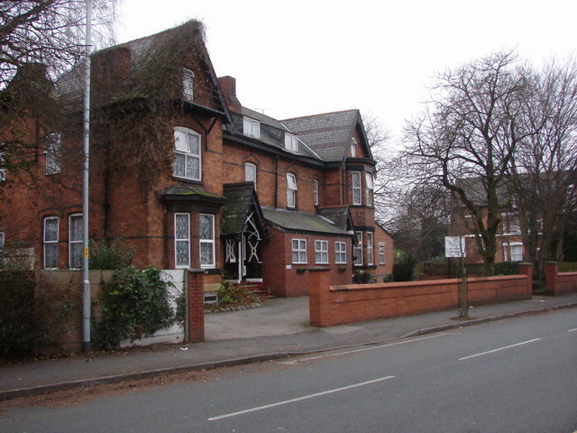 Nursing and Residential Care Home, Withington