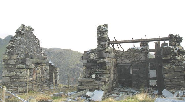 The twin C3 rollers at Ponc Isa' Braich