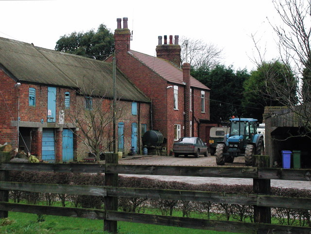 Churchlands Farm, Ottringham