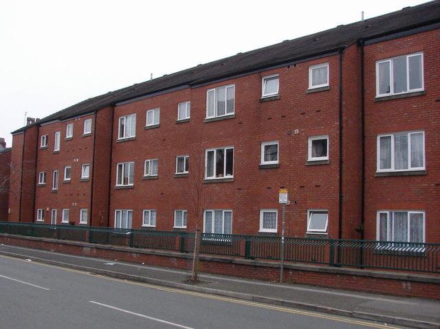 Sheltered Housing, Withington