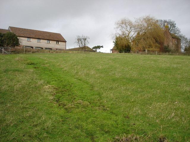 Mythe Farm, Tewkesbury