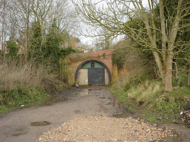 The Mythe Tunnel